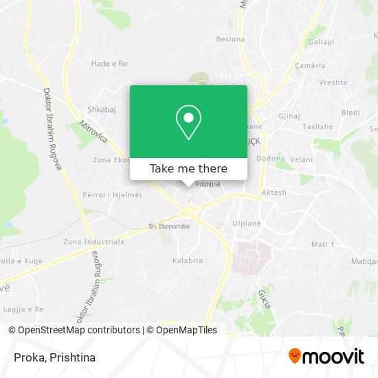 Proka map