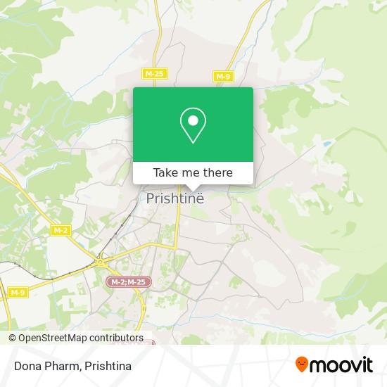 Unik Pharm map