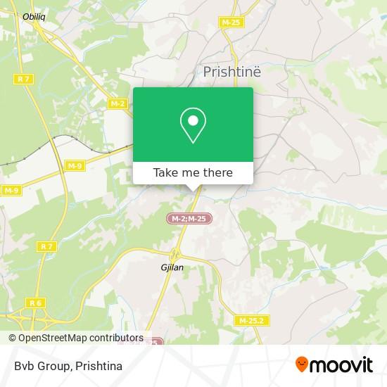 Bvb Group map
