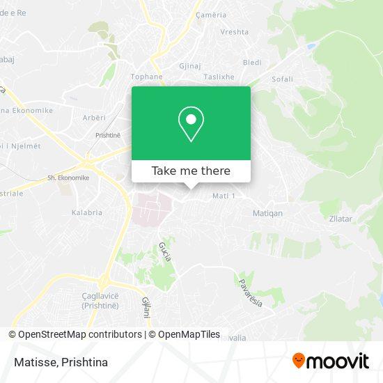 Matisse map