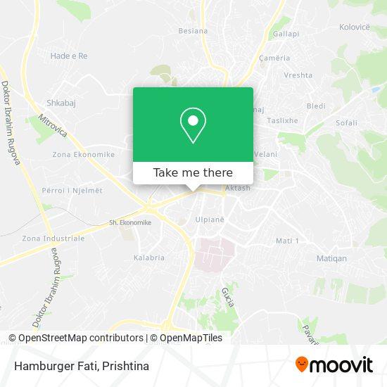 Hamburger Fati map