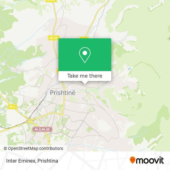 Inter Eminex map