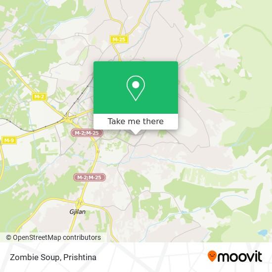 Zombie Soup map