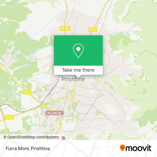 Furra Moni map