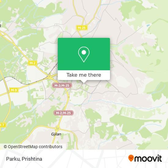 Parku map