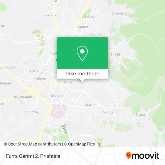 Furra Qerimi 2 map