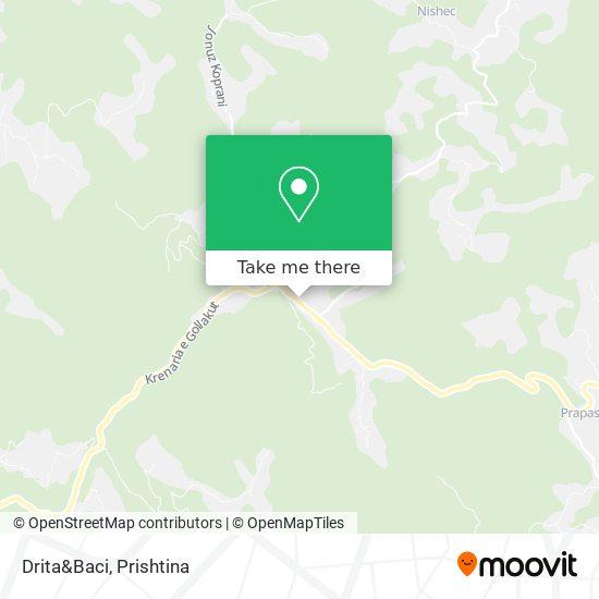 Drita map