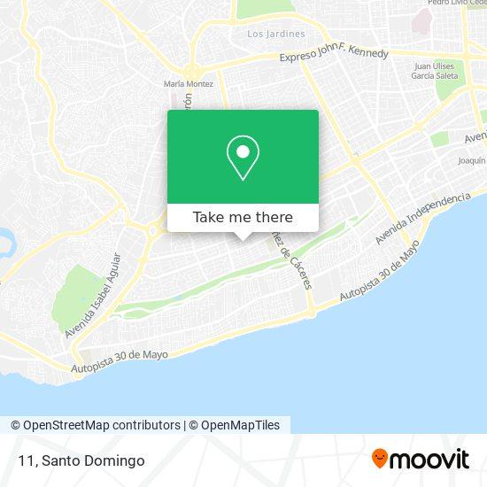 11 map