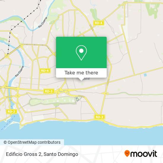 Edificio Gross 2 map