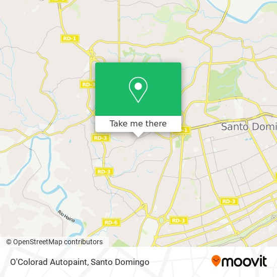 O'Colorad Autopaint map