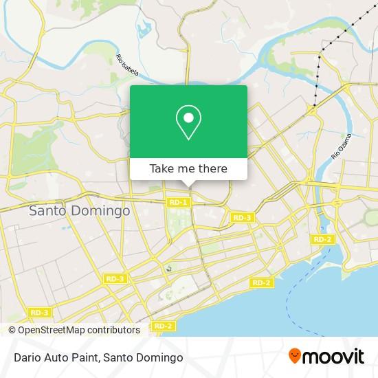 Dario Auto Paint map