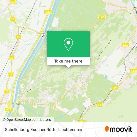 Schellenberg Eschner Rütte map