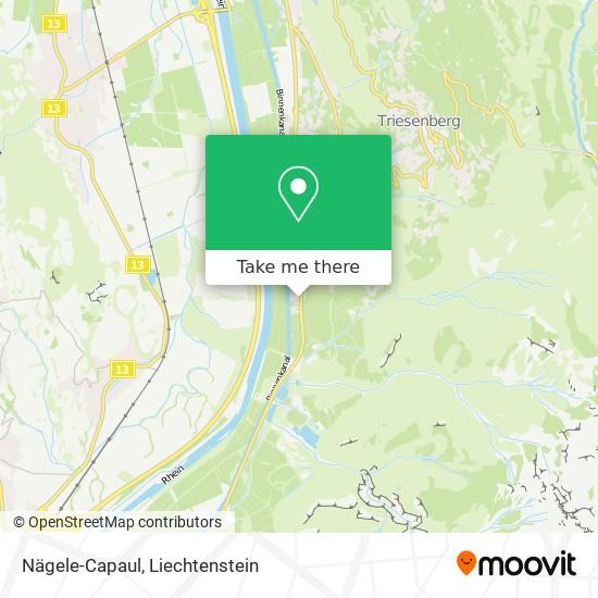 Nägele-Capaul map