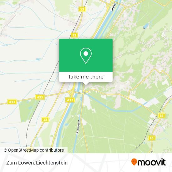 Zum Löwen map