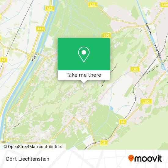 Dorf map