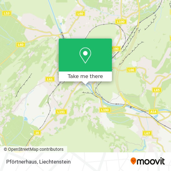 Pförtnerhaus map