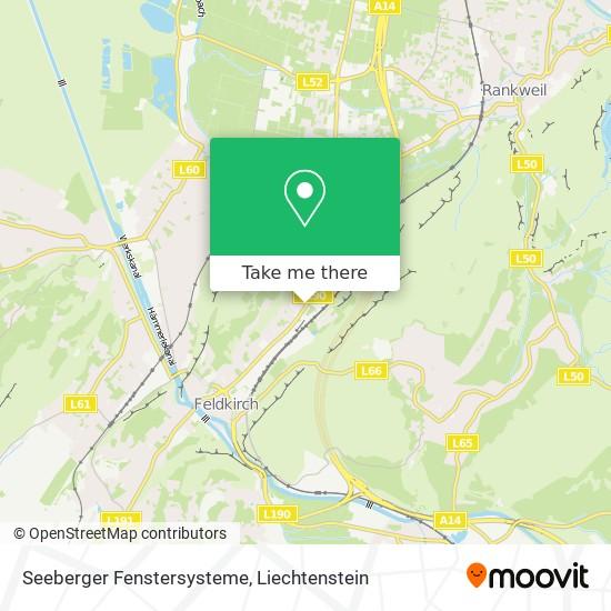 Seeberger Fenstersysteme map