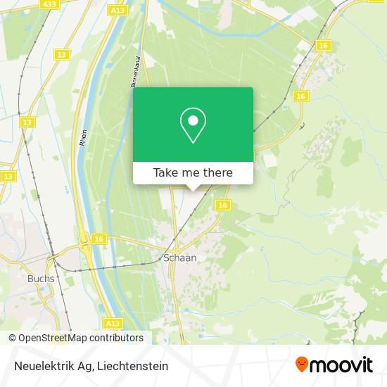 Neuelektrik Ag map