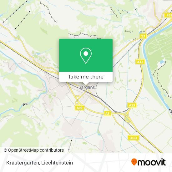 Kräutergarten map