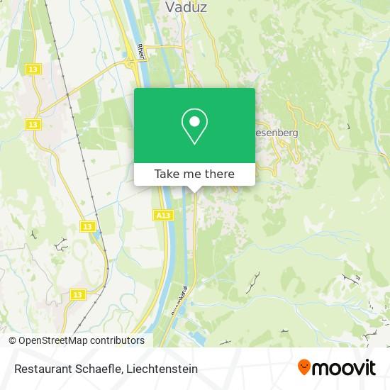 Schäfe map