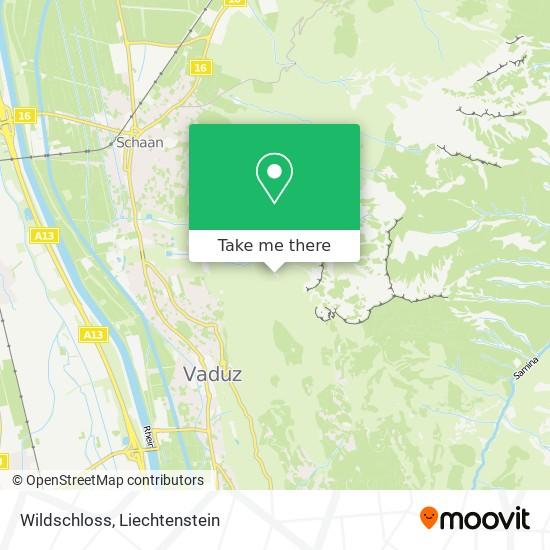Wildschloss map