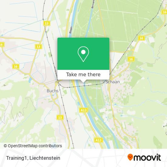 Training1 map