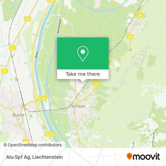 Alu-Spf Ag map