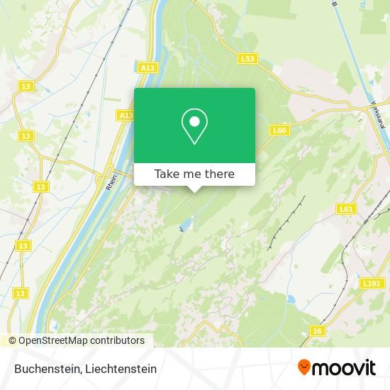 Buchenstein map