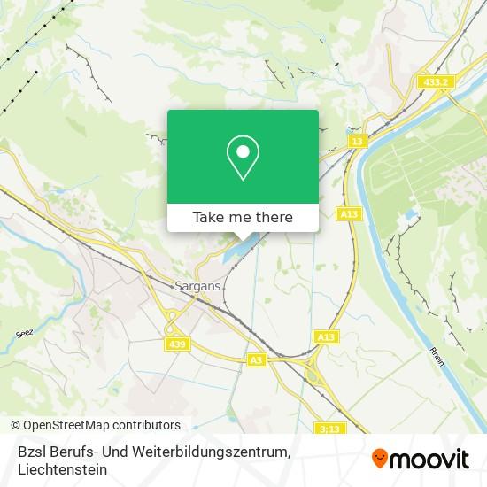 Bzsl Berufs- Und Weiterbildungszentrum map