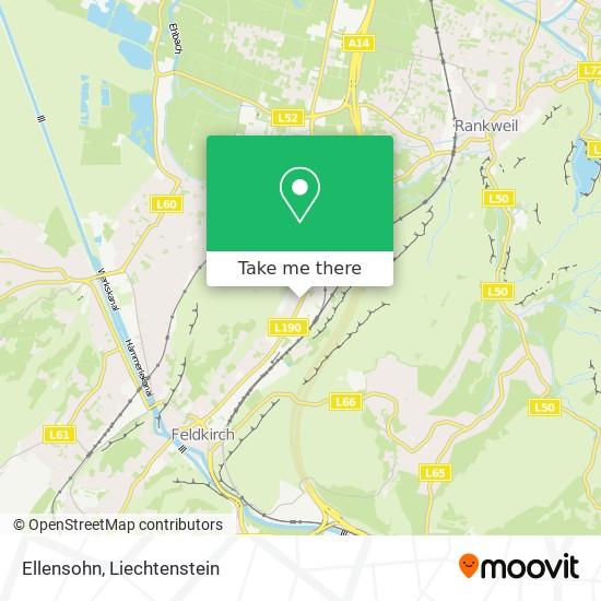 Ellensohn map