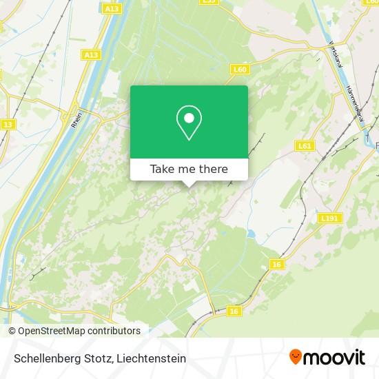 Schellenberg Stotz map