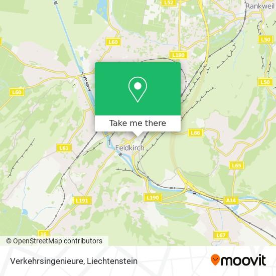 Verkehrsingenieure map