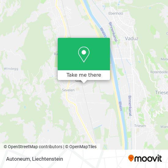 Autoneum map