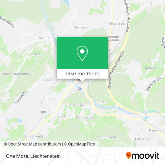 Bildstein map