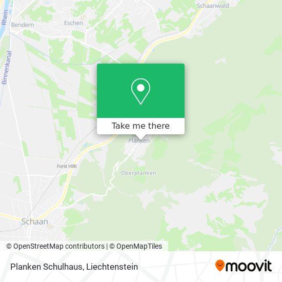 Schulhaus map