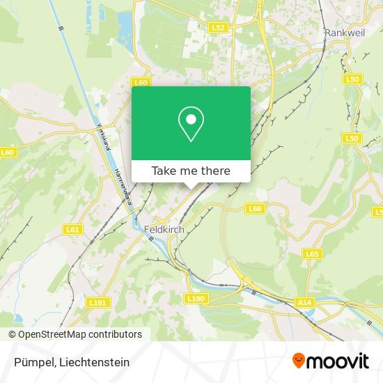 Pümpel map