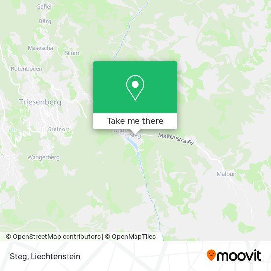 Steg map