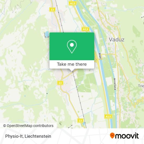 Physio-It map