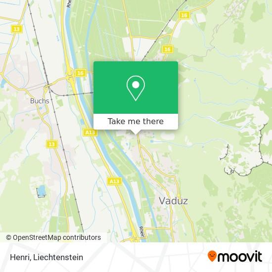 Henri map