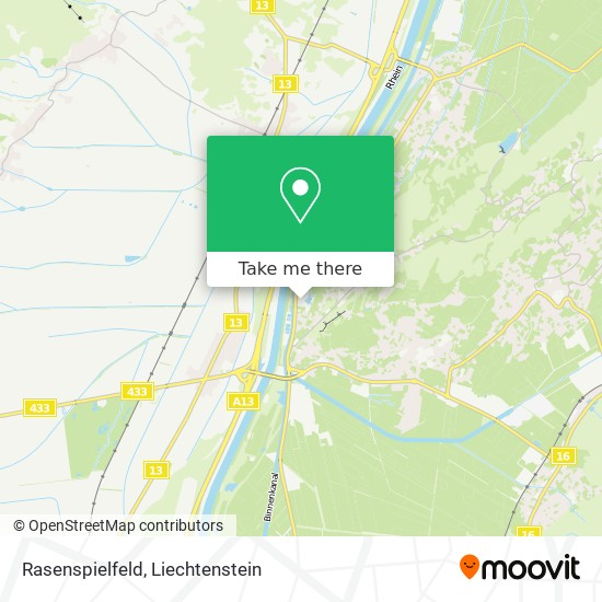 Rasenspielfeld map