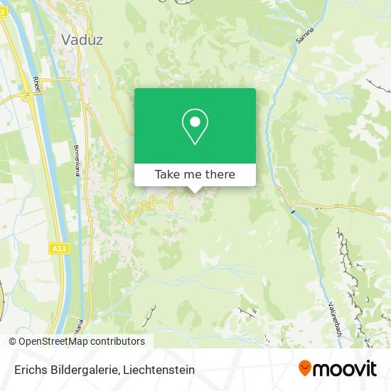 Erichs Bildergalerie map
