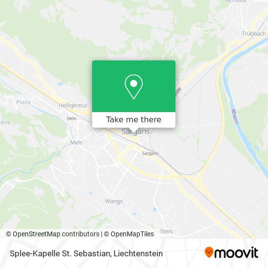 Splee map