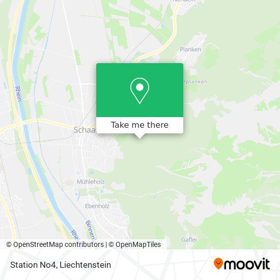 Station No4 map