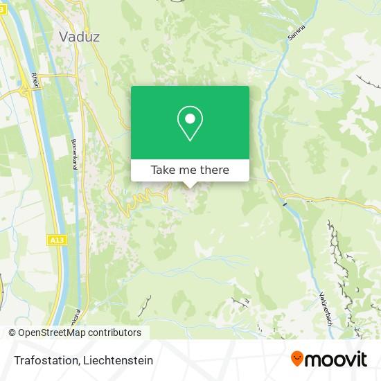 Trafostation map