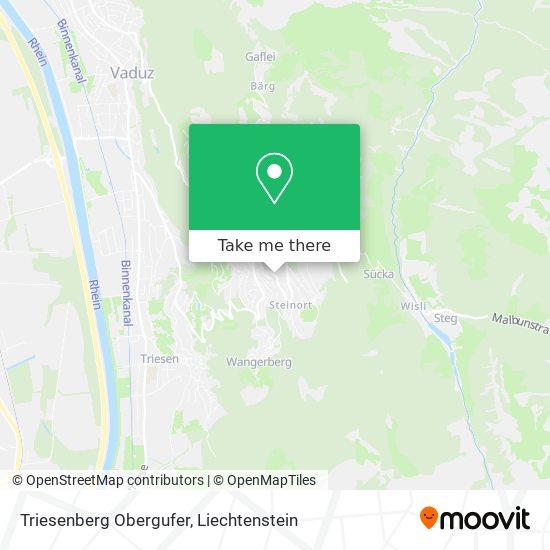 Obergufer map