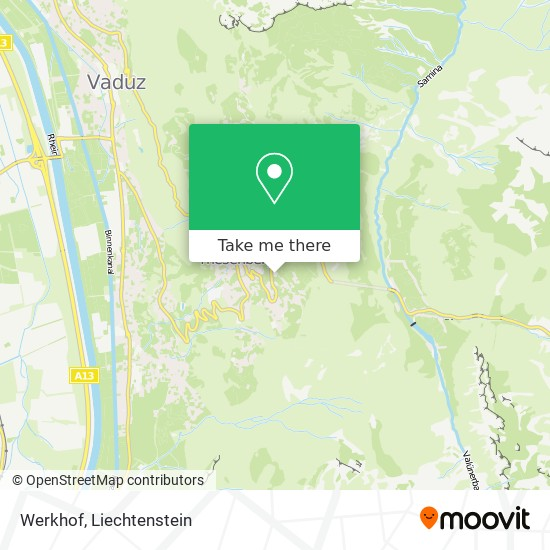 Werkhof map