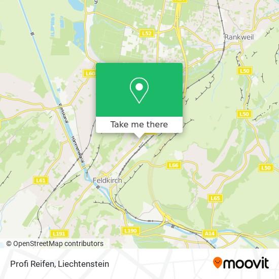 Profi Reifen map