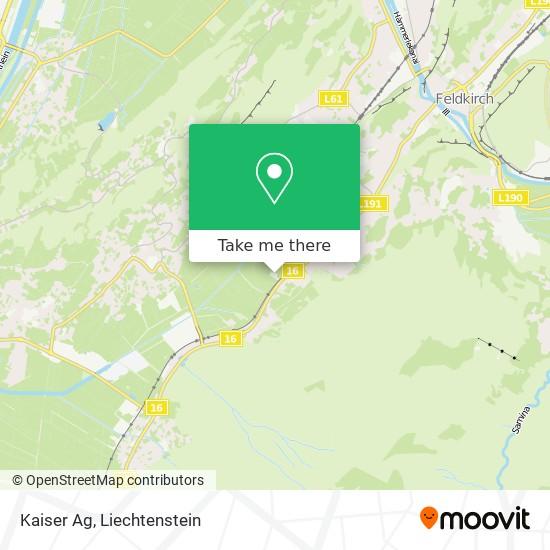 Kaiser Ag map