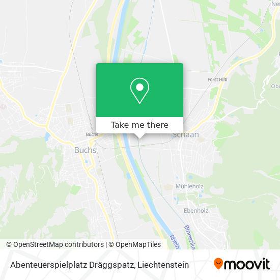 Abenteuerspielplatz Dräggspatz map