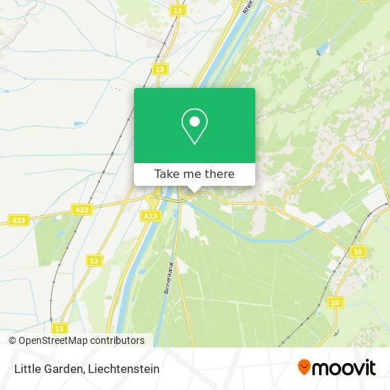 Little Garden map